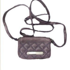 Juicy couture- Purple glitter mini purse